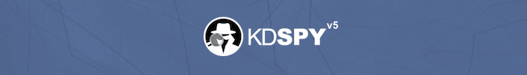 KDSPY v5 Logo